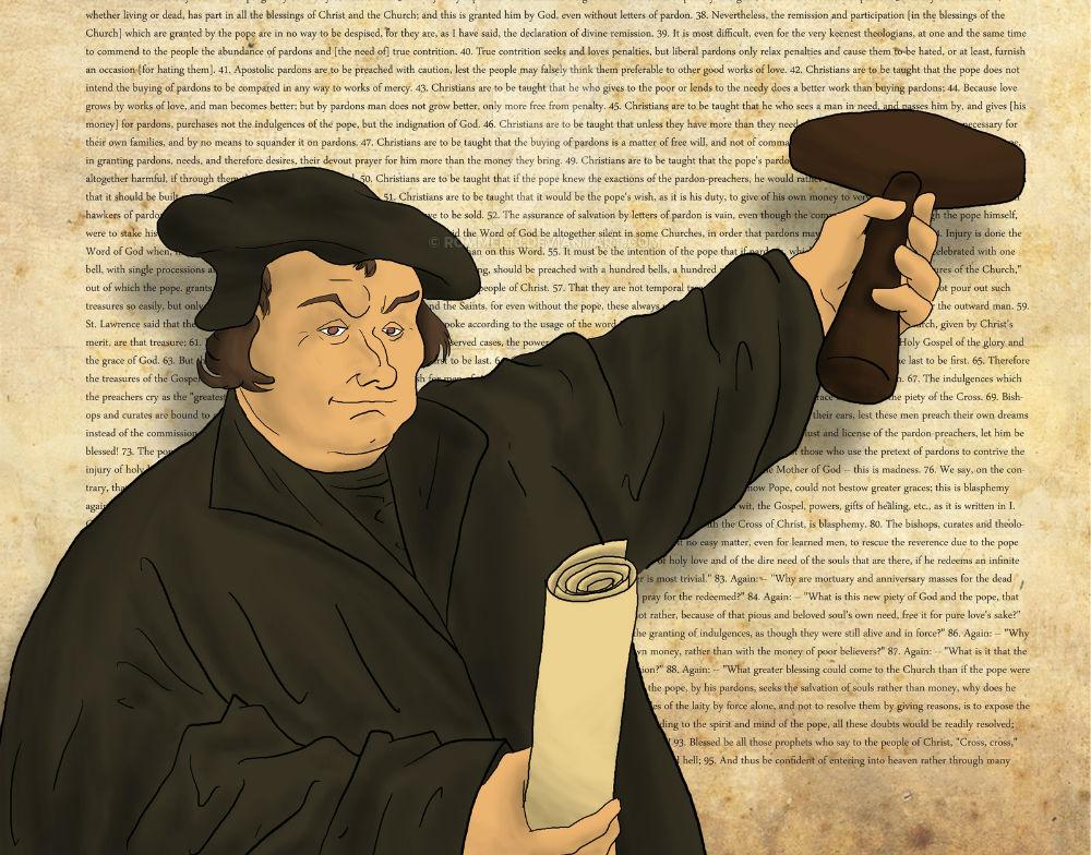Vai Luters arī šodien kļūtu reformators?