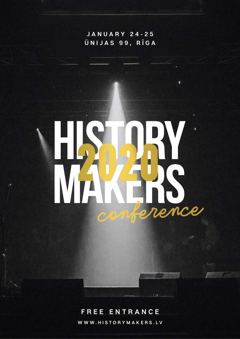 History Makers konference 2020